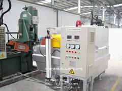铝压铸熔池式机边炉