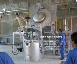 燃油(气)熔化保温坩埚炉 1