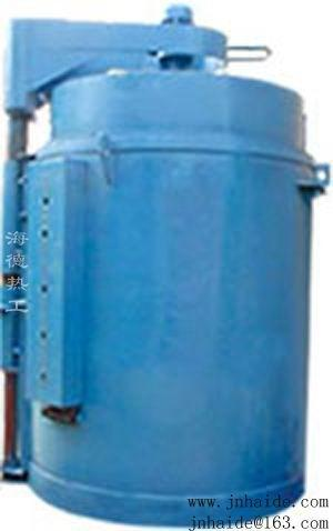 燃油(气)熔化保温坩埚炉 5