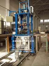 铝合金低压铸造用保温炉