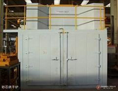 电热台车式型芯烘干炉