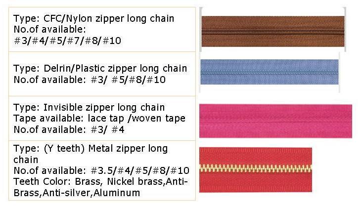 zipper long chain 1