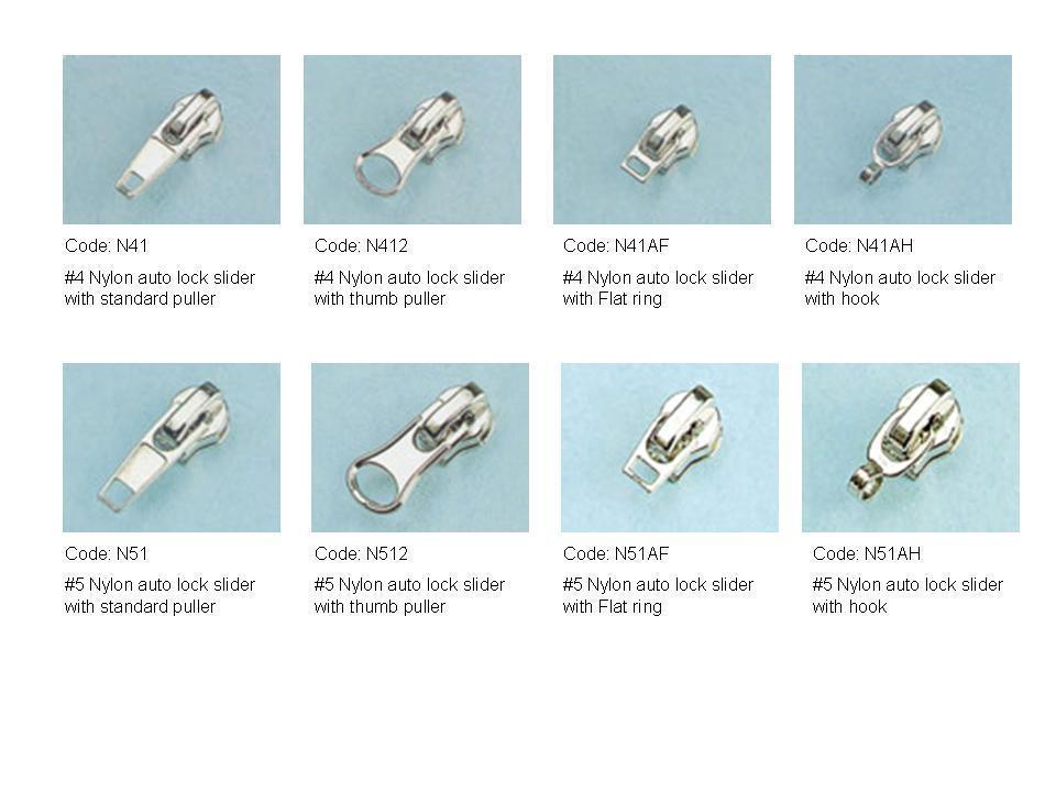 zipper sliders 2