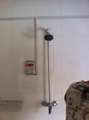 浴室熱水節能設備,智能節水刷卡系統,浴室智能卡管理系統
