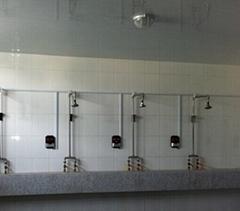 浴室節水淋浴器,淋浴節水打卡系統,洗澡節水插卡機