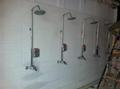 洗澡刷卡節水系統