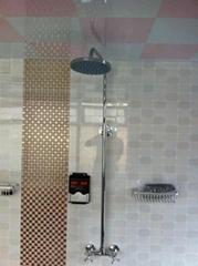 淋浴插卡節水器