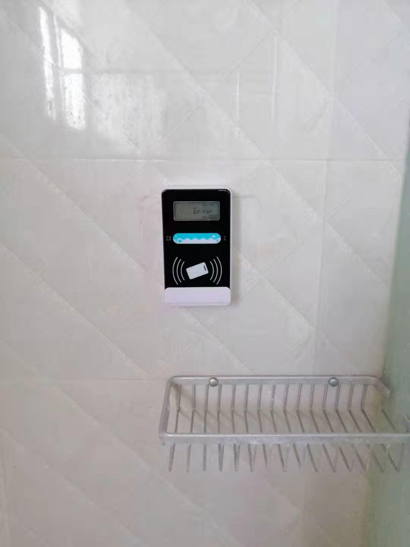 浴室熱水節能設備,智能節水刷卡系統,浴室智能卡管理系統 4
