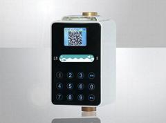 淋浴扫码刷卡机