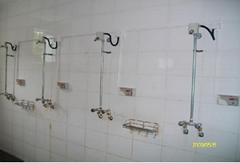 洗澡控水器