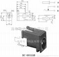 DC power Jack DC0510