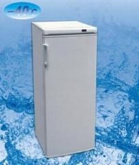 零下40度270升立式冰箱低温实验箱