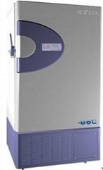 -86℃290升立式超低温冰箱澳柯玛低温冰箱零下80度负80度