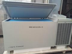 -120度冰箱工业机械冷装配箱冷冻处理箱