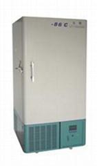 永佳零下60度340升超低温冰箱金枪鱼保存箱