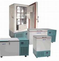 -105℃至-150℃系列超低温冰箱