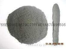 Micaceous iron oxide grey and red
