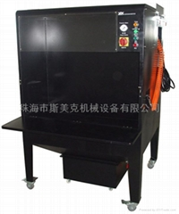 Double-windows Cleaning Machine (toner cartridge recycle)