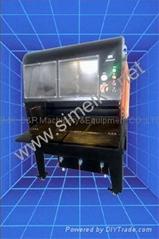LED Double Windows Toner Cleaning Machine