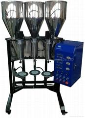 Three Heads Toner Filling Machine
