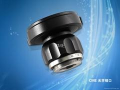 Optical Mount for Rigid Endoscope