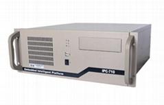 濟南研祥高性價比4U 19″ 標準上架整機 IPC-710