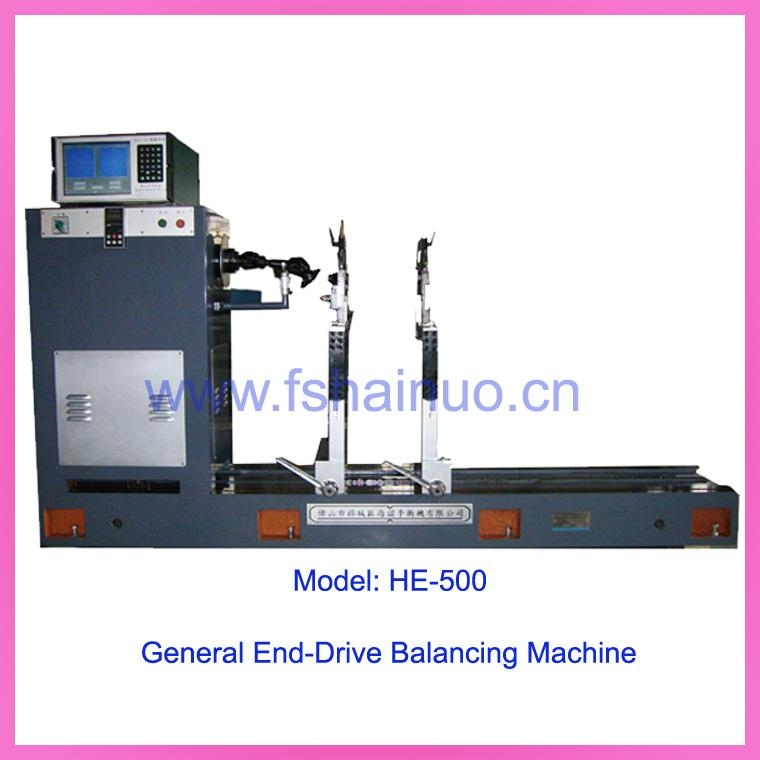 Balancing Machine For Industrial Centrifugal Fan  1