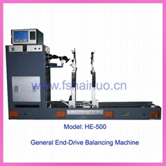 Balancing Machine For Industrial Centrifugal Fan
