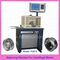 Balaning Machine for Car Fan Motor