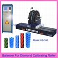 Balancing Machine for Diamond