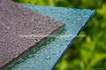 raindrop embossed polycarbonate sheet