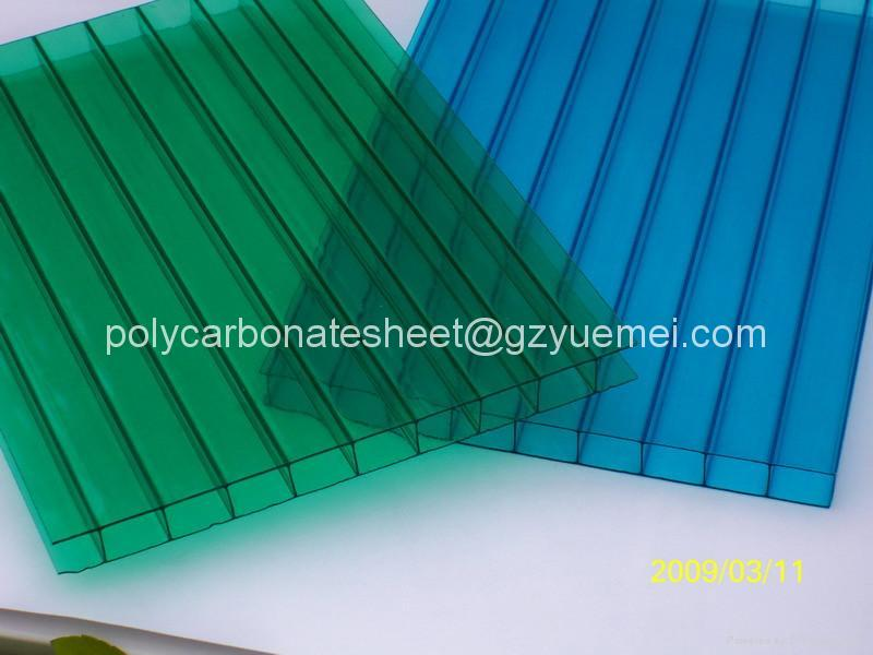 polycarbonate sheet for greenhouse  3