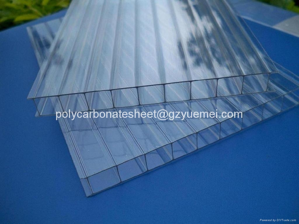 polycarbonate sheet for greenhouse  5