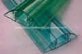 polycarbonate snap profile