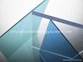 unbreakable glass sheet