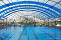 polycarbonate hollow sheet swimming pool