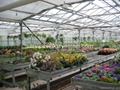 polycarbonate hollow sheet greenhouse