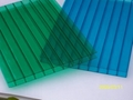 polycarbonate hollow sheet PC roofing panels
