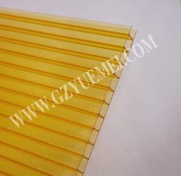 polycarbonate hollow sheet PC roofing panels 2