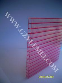 polycarbonate hollow sheet PC roofing panels 4