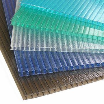 polycarbonate hollow sheet PC roofing panels 5