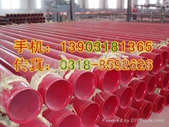 聚乙烯塗層復合管 5