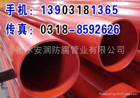 煤礦井下用聚乙烯塗層復合鋼管 4