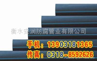煤礦井下用聚乙烯塗層復合鋼管 5
