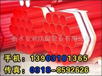 聚乙烯塗層復合管 1