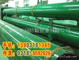 聚乙烯塗層復合管 2