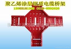 鋼塑復合電纜橋架