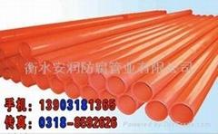 熱浸塑鋼管