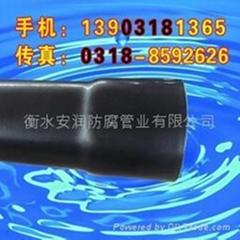 熱浸塑鋼質線纜保護管