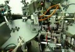 供應源通腳輪長柱滾針軸承自動裝配機